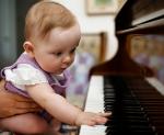 Beneficios de la música en los bebés