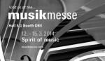 La Feria de la Música de Frankfurt se celebra con gran éxito