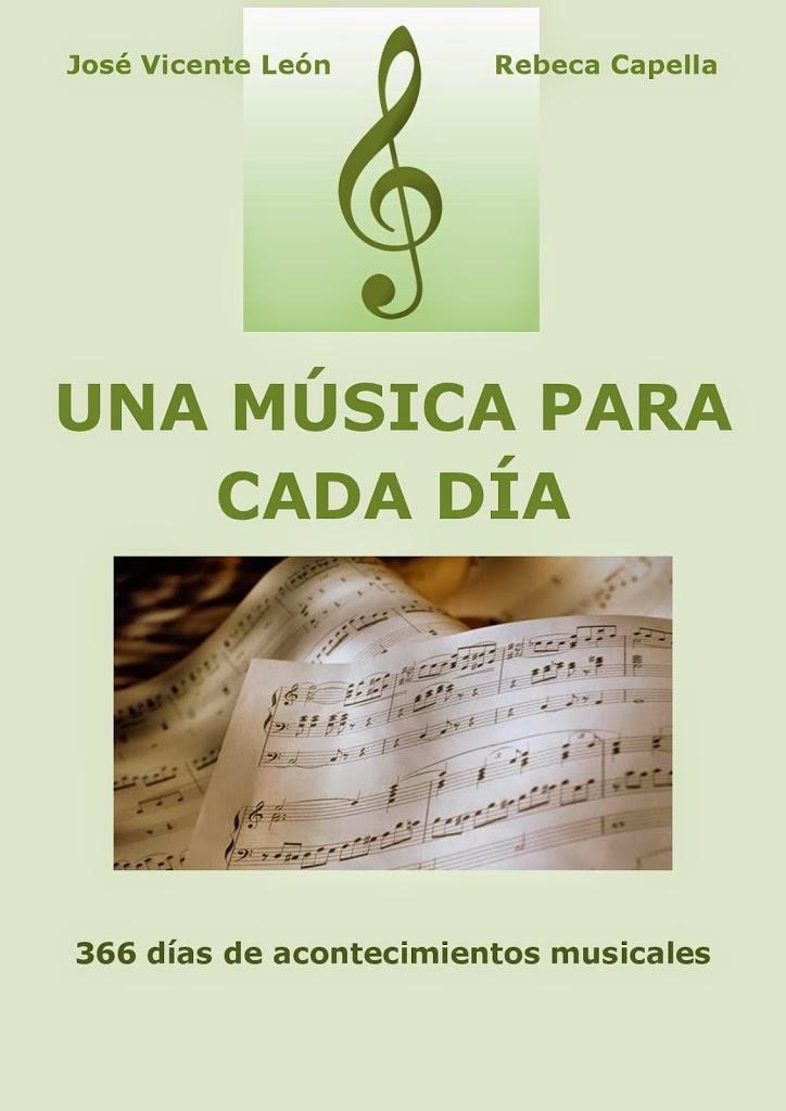 libro de efemerides musicales