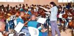Actúa en España la Orquesta Sinfónica Kaposoka de Angola
