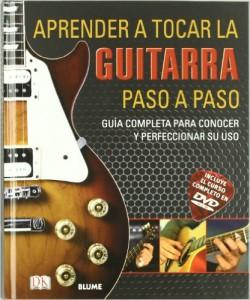 aprender tocar la guitarra