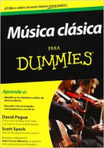 musica para dummies