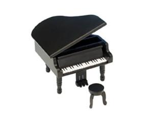 caja de musica piano