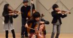 El Cuarteto de cuerda más joven