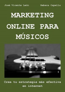 portada marketing online musicos