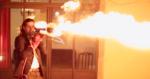 ¿Te imaginas un trombón que lanza fuego?