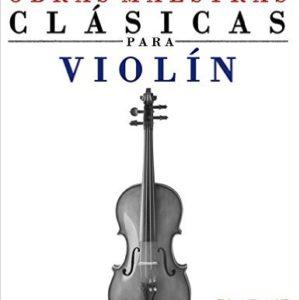 comprar partituras violin baratas