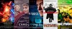 Bandas sonoras nominadas a los premios Oscar 2016