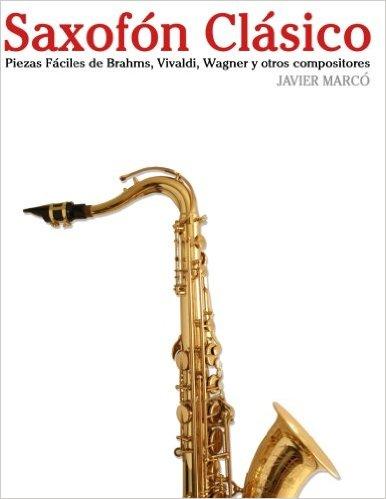 partituras para saxofon