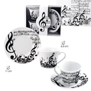 juego de tazas musicales