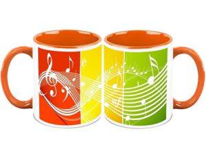 taza de musica original