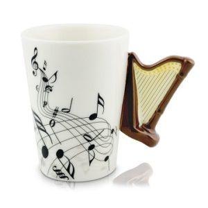 taza instrumentos musicales
