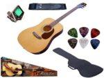 Guitarra acústica Squier Fender con descuento al mejor precio