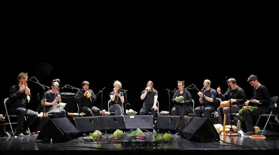 orquesta vegetal viena