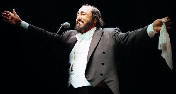 luciano pavarotti discografia