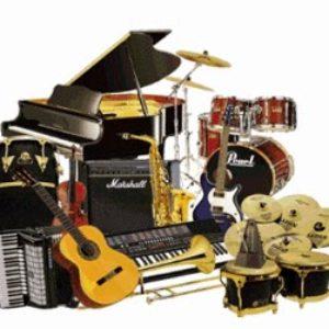 Instrumentos musicales baratos