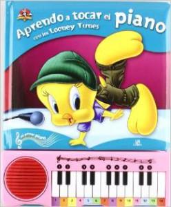 aprendo a tocar el piano