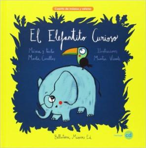 elefantito curioso