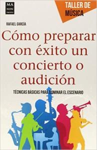 preparar concierto