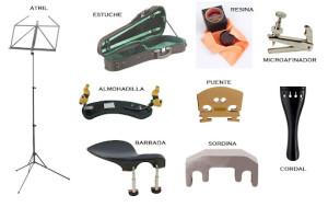 accesorios musicales
