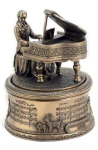 caja de musica mozart