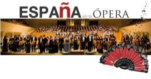 españa en la ópera
