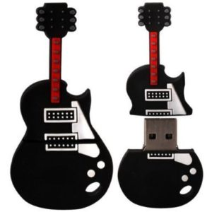 guitarra usb