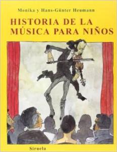 historia música niños