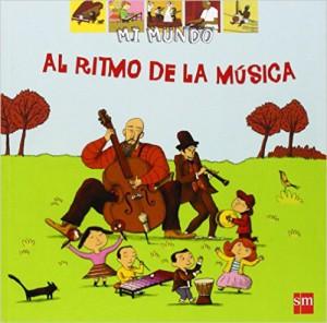 al ritmo de la musica libros niños