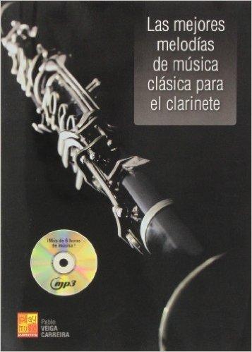 partituras para clarinete