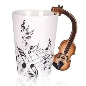 regalo tazas musicales