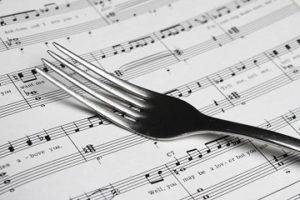 canciones para comida