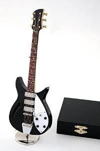 miniatura guitarra electrica