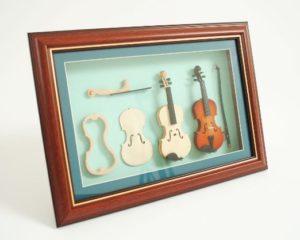 miniaturas violines