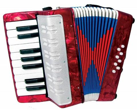 mejor acordeon para niños comprar online