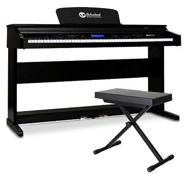 pianos verticales o de pared digitales el regalo musical