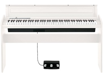 piano digital korg blanco barato