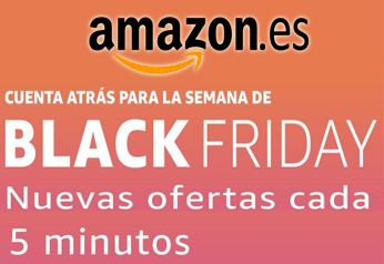 black friday amazon descuentos ofertas