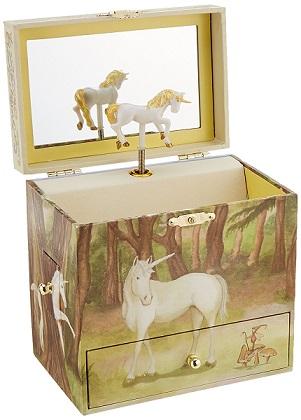comprar caja de musica unicornio