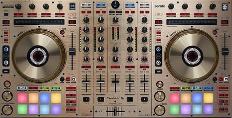 mejor controlador dj Pioneer