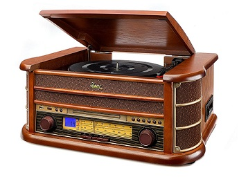 mejores tocadiscos vintage comprar online