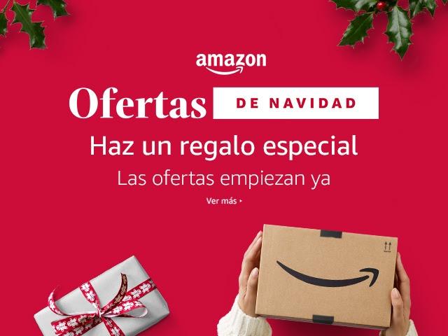 ofertas regalos chollos navidad