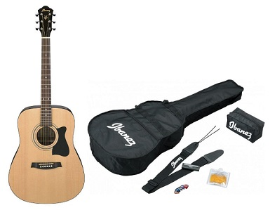 que guitarra acustica comprar para aprender