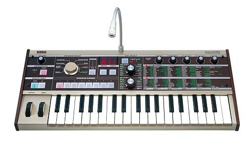 sintetizador korg microkorg mejor precio oferta