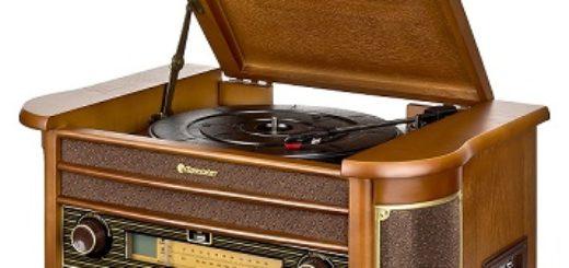 mejor tocadiscos vintage del mercado