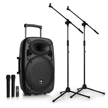 microfonos con altavoz