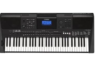 teclado yamaha psr e453 comprar online