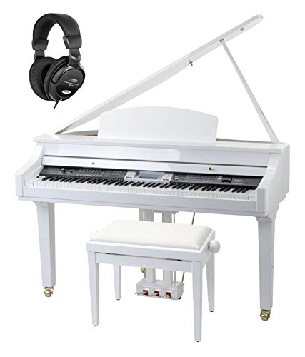 piano de cola digital blanco comprar online