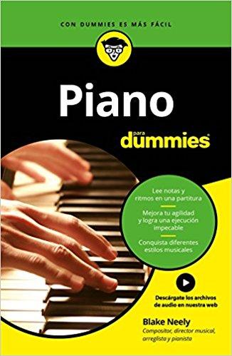 mejores libros para aprender piano