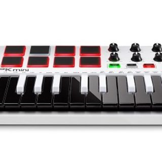 teclado controlador midi akai mpk comprar online
